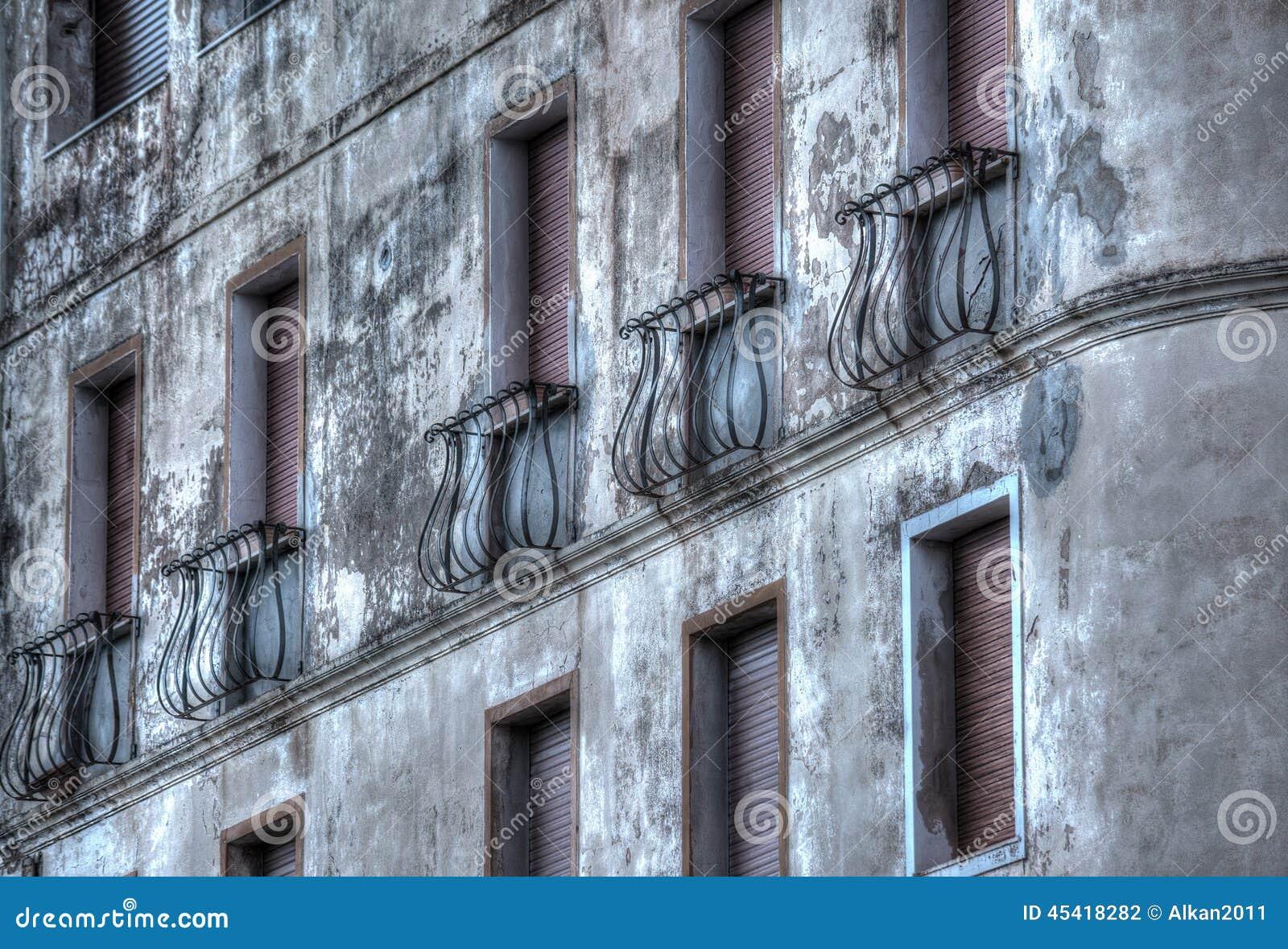 Hdr-Gebäude