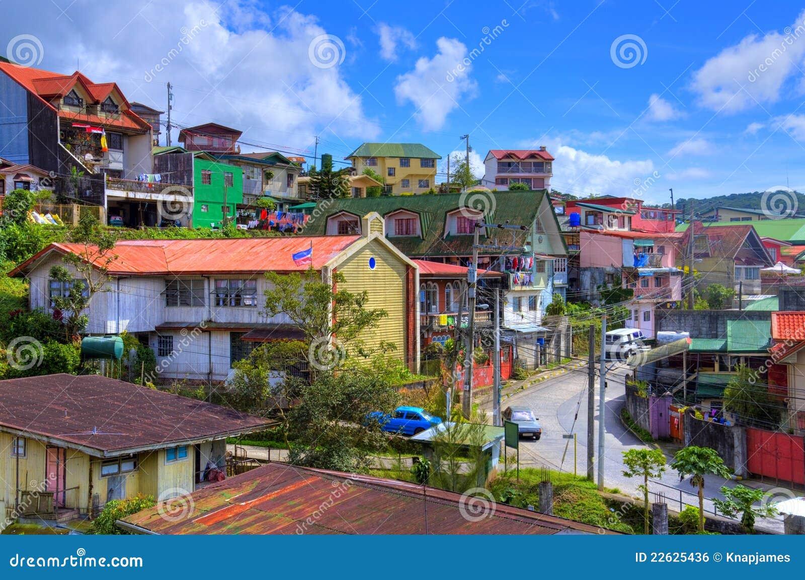 Hdr philippines города baguio
