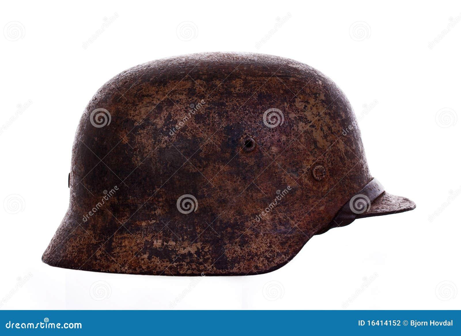 Hełm niemiecka wojna