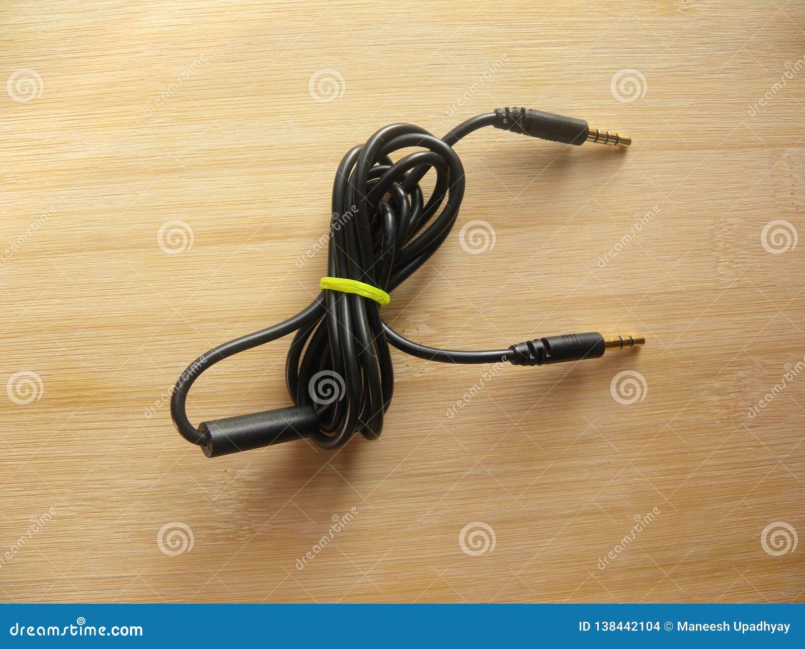 Hełmofon kablowa dźwigarka