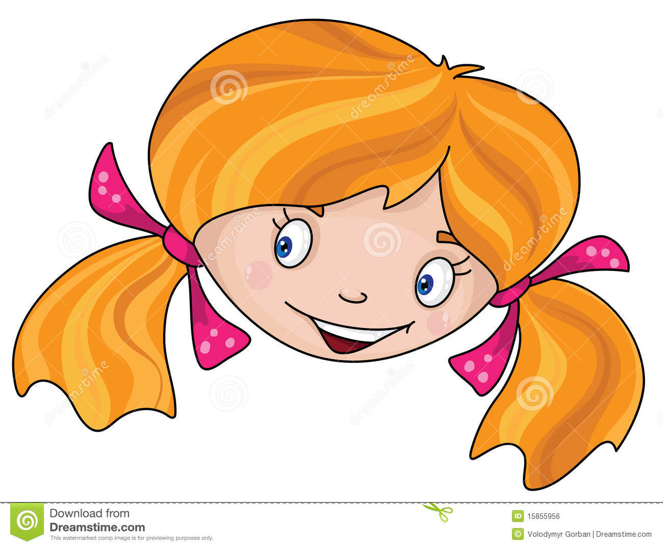 head of the girl royalty free stock image image 15855956 girls student clipart png girl education clipart