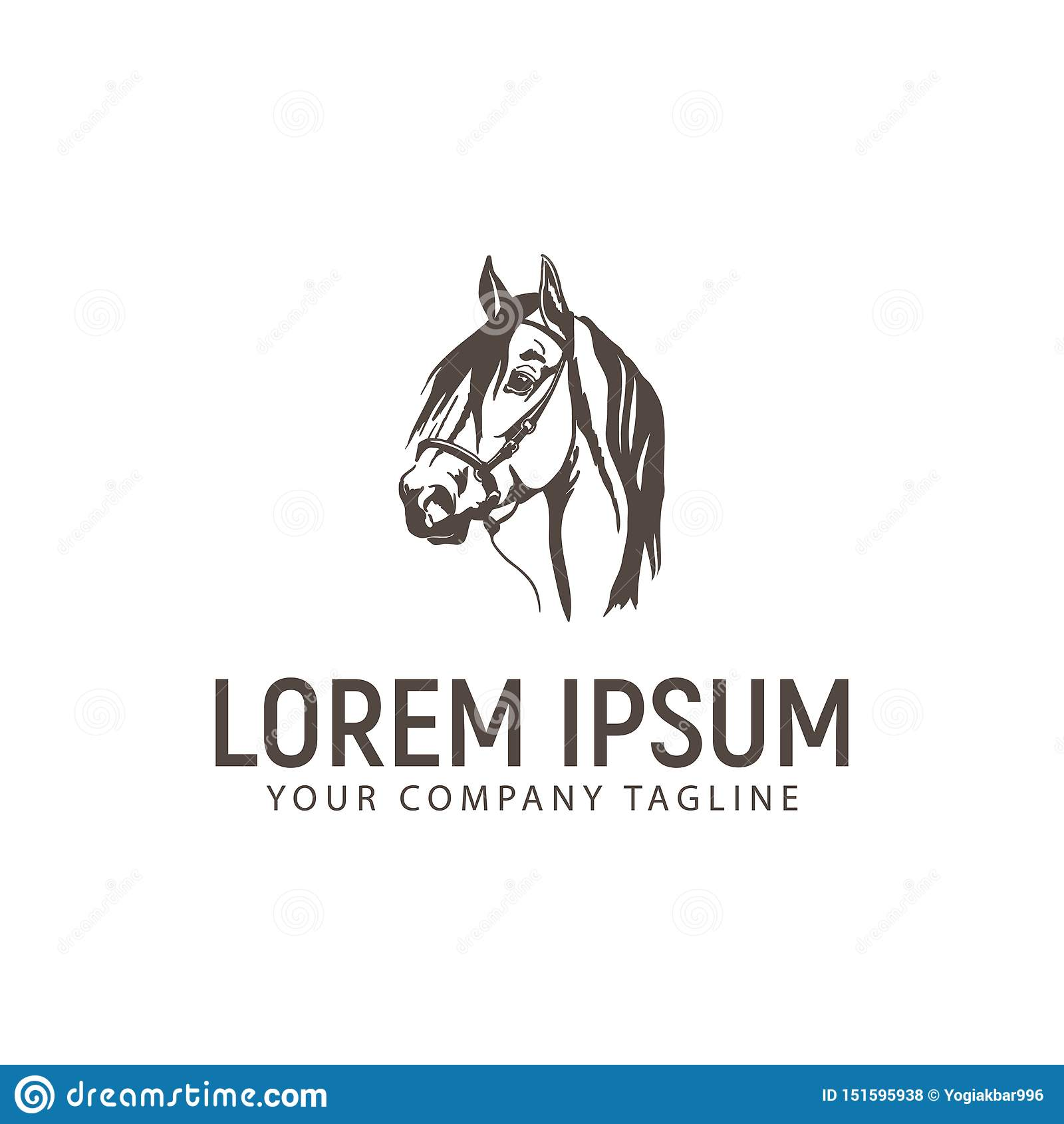Horse Logo Vintage Stock Illustrations 4 715 Horse Logo Vintage Stock Illustrations Vectors Clipart Dreamstime