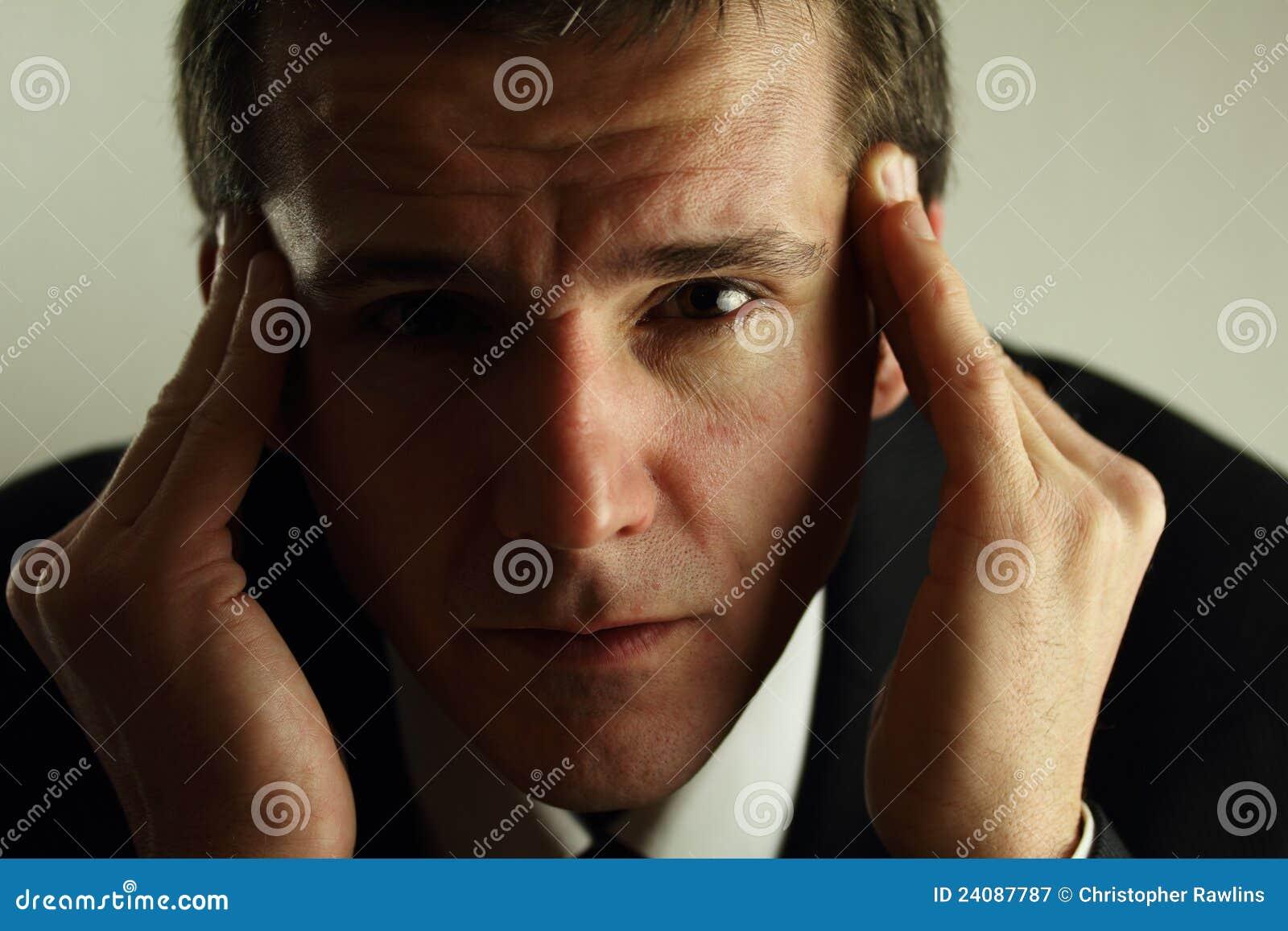 Headache from Work