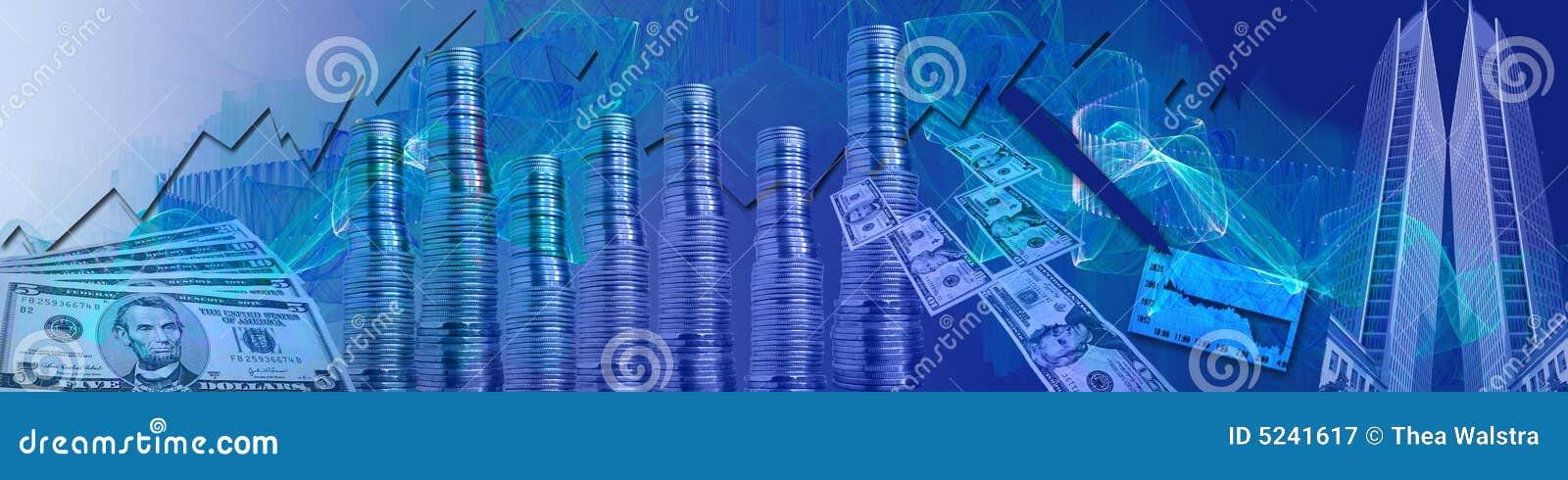header  stock market royalty free stock photography
