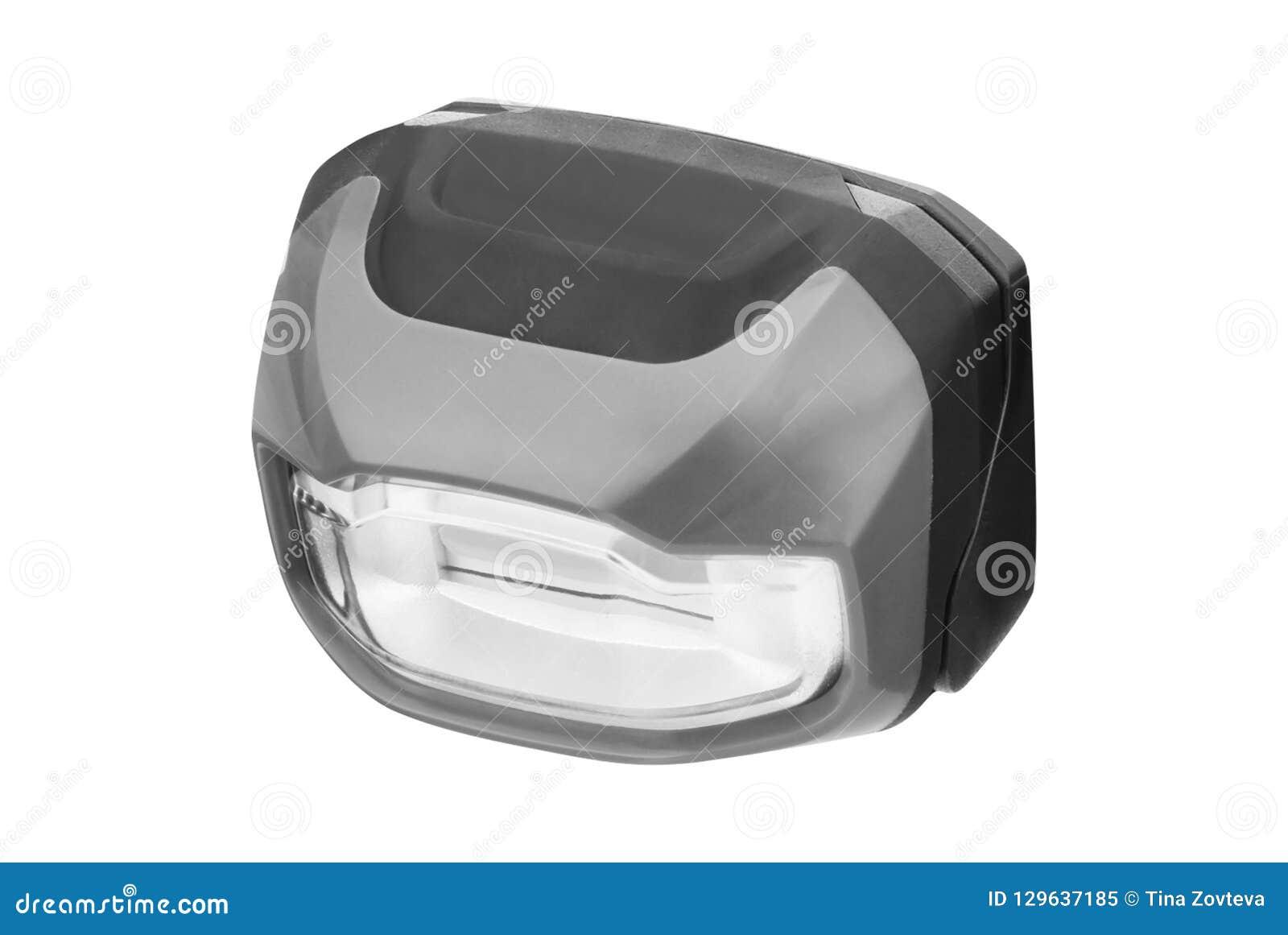 Headlamp PROWADZĄCY odizolowywającym na bielu