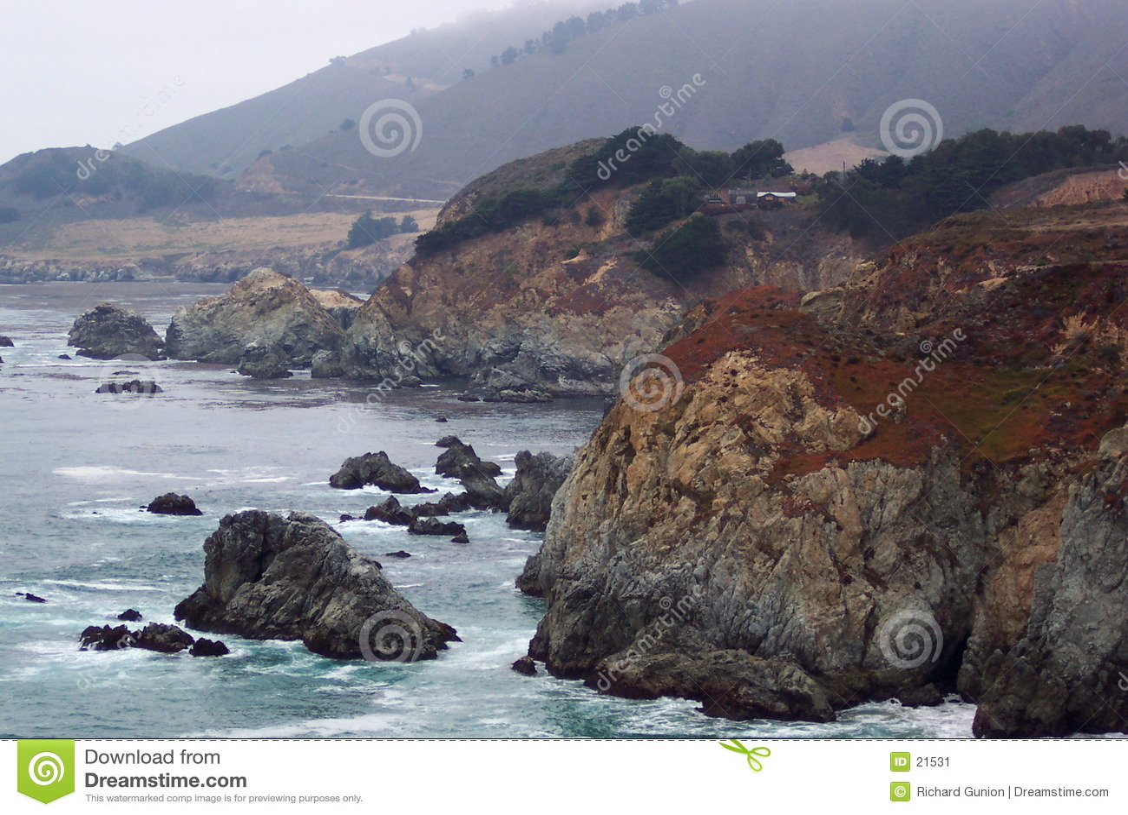 Headlands-Central California