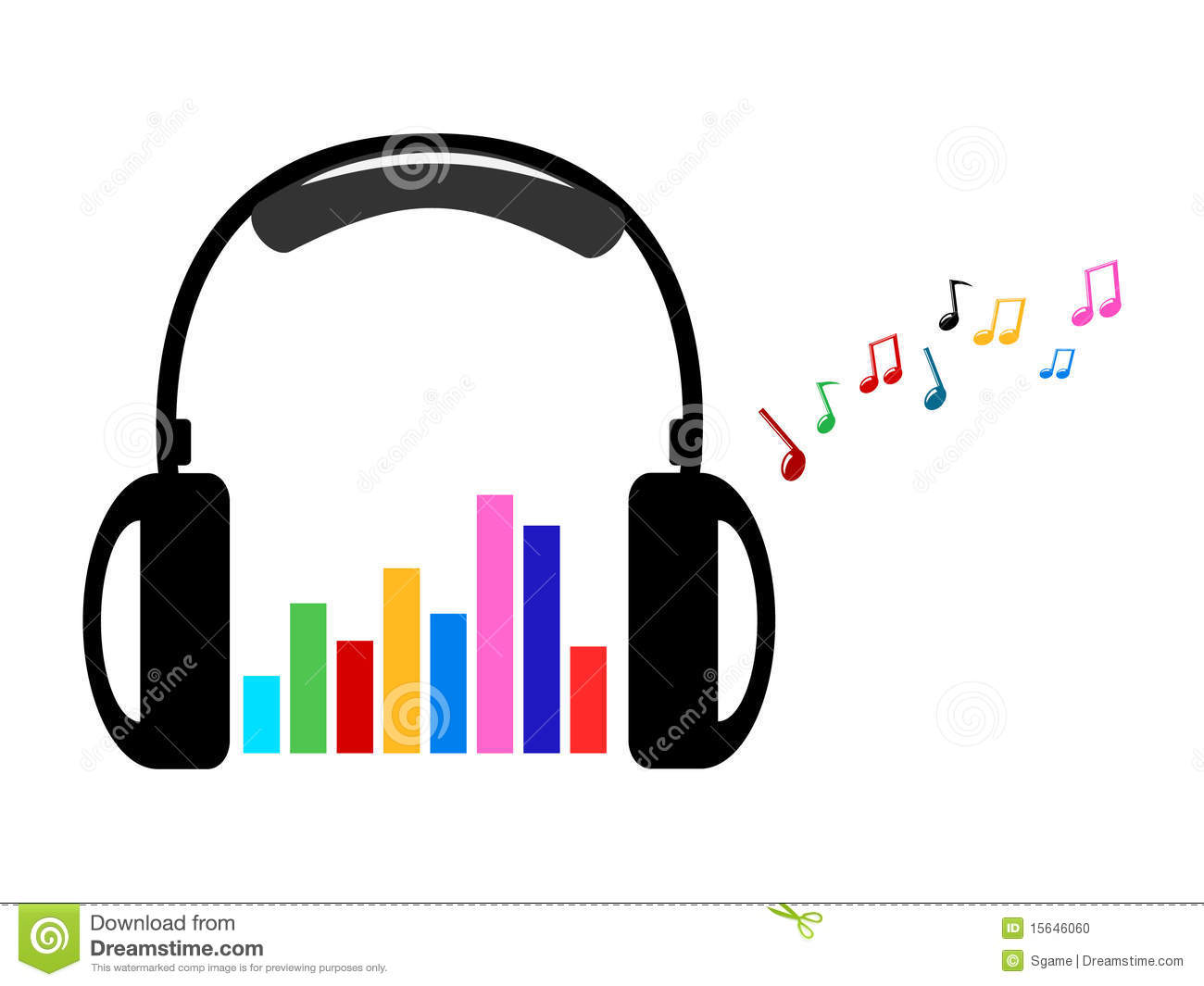 Music Vector Art Colorful Wallpaper Free Download Png