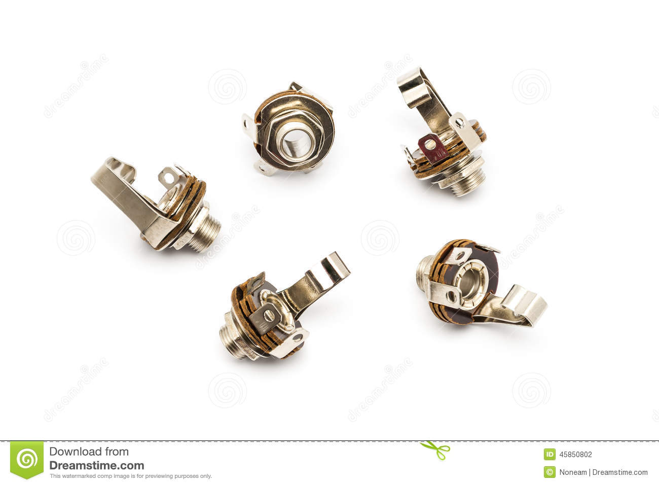RCA Plug to mm Jack Adapter - m
