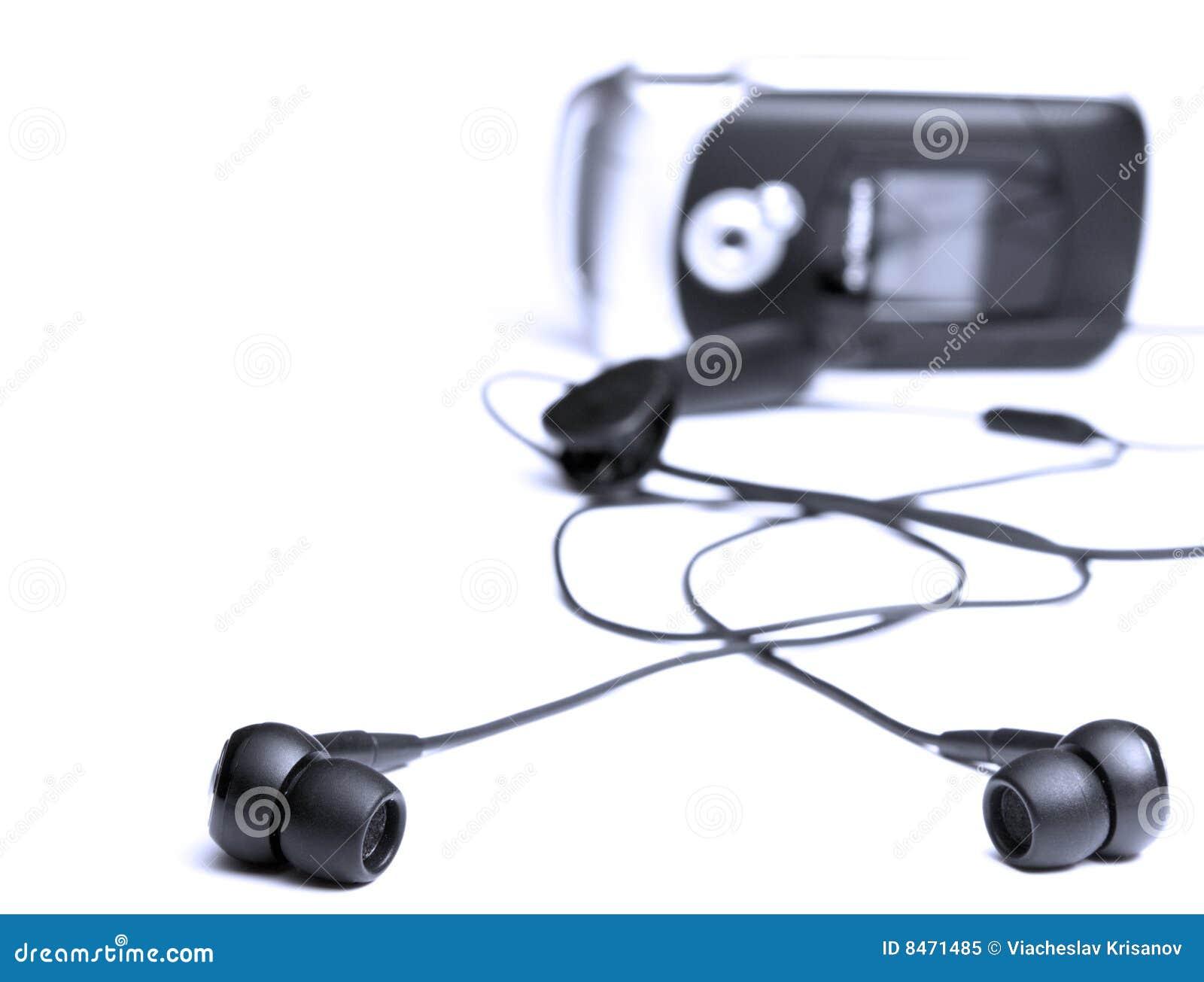 Headphonemobiltelefon