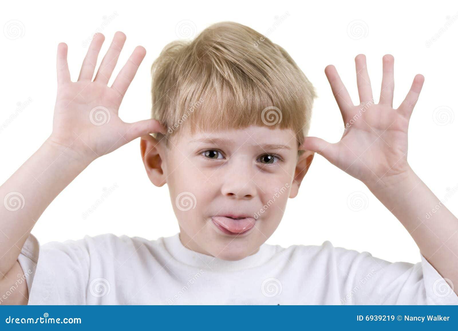 Headshot of a Child
