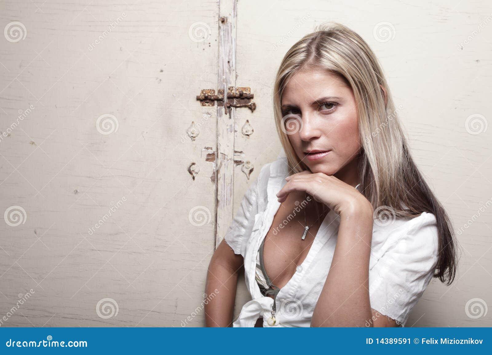 Headshot di Womans