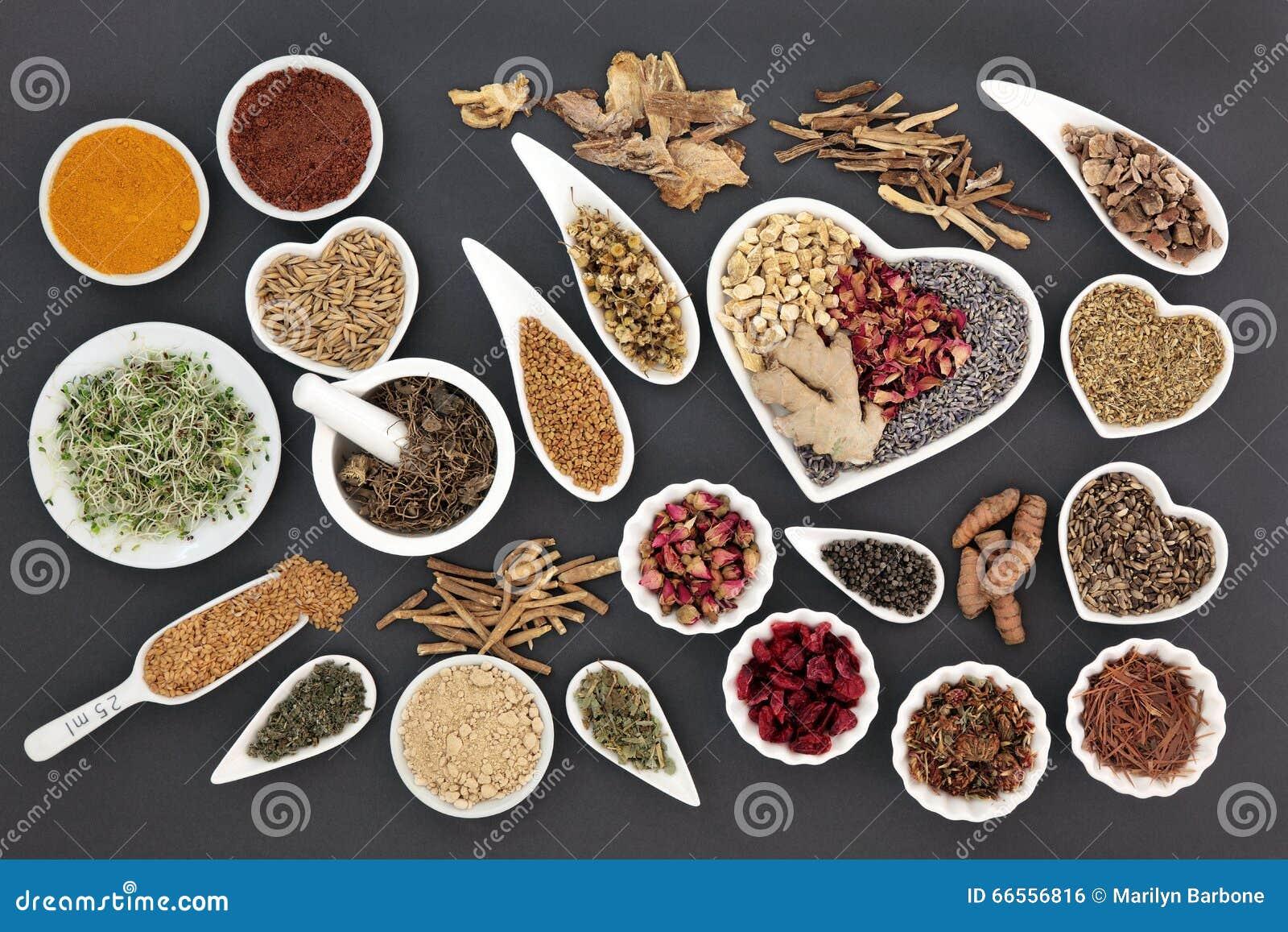 Healing Herbs for Women