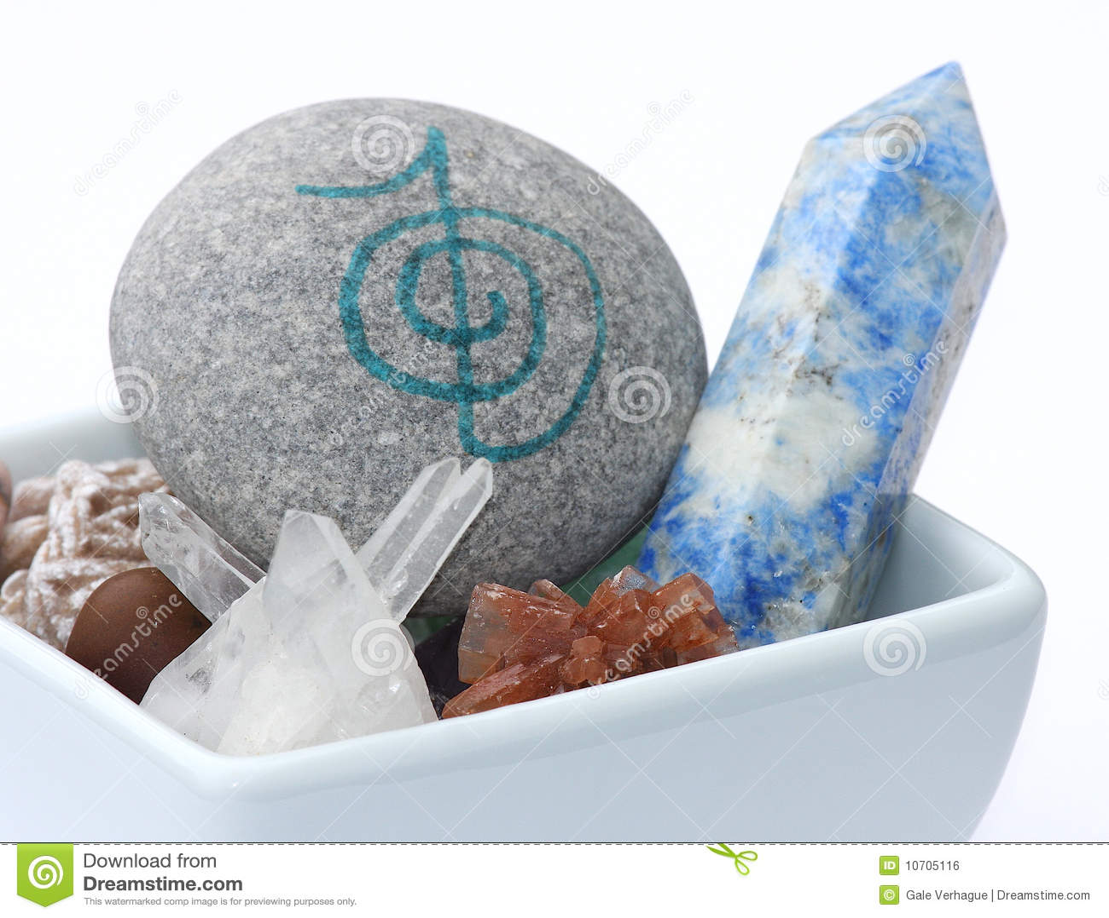 Healing Stones Royalty Free Stock Image Image 10705116