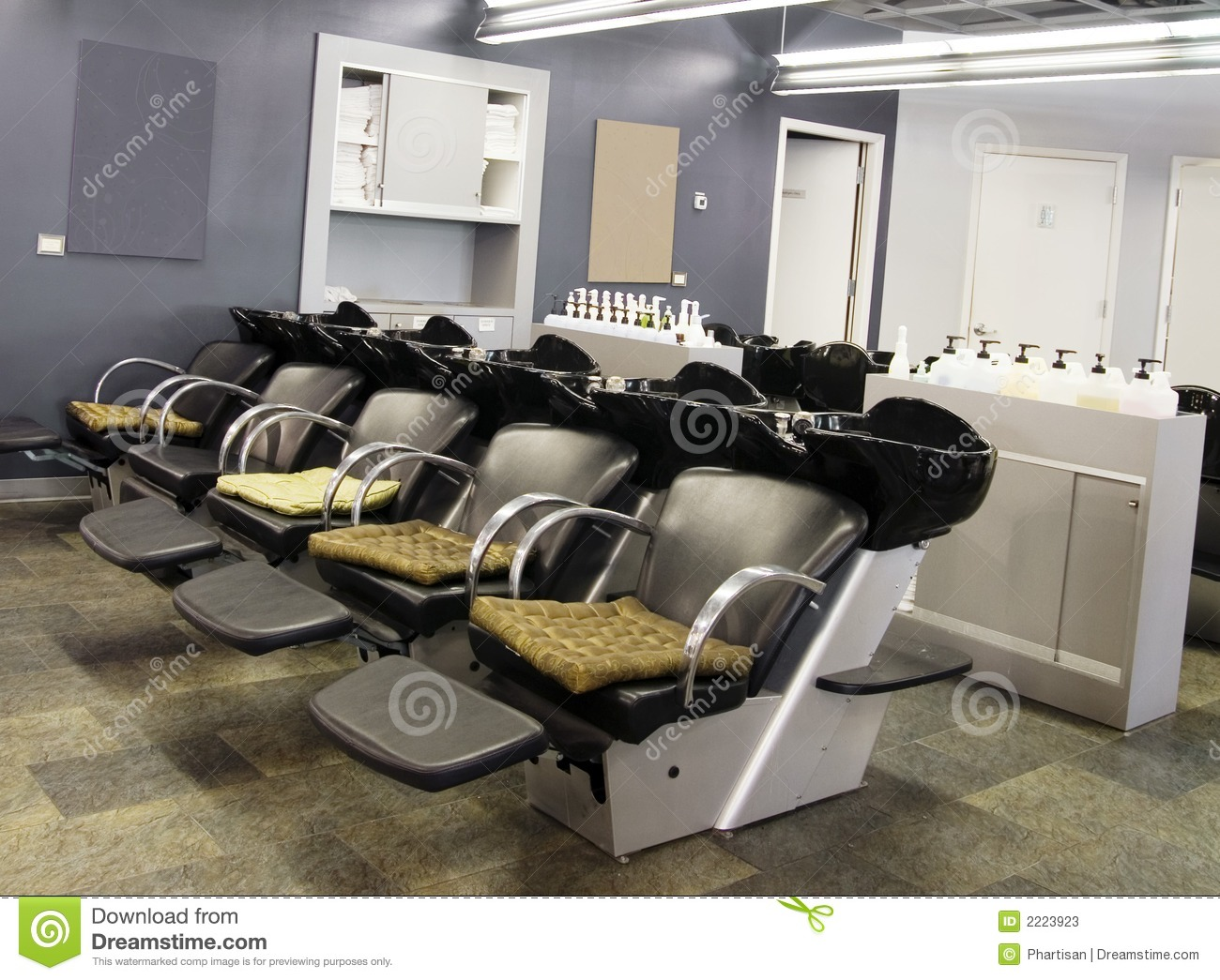 Health and beauty salon design stock image image 2223923 for Photos salon design
