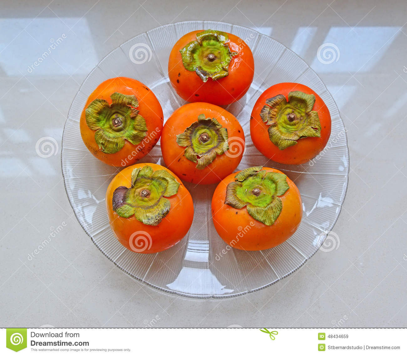 Health Benefits Of Persimmon Fruits With High Calories But Very Low Fats Stock Image Image Of Diospyros Ageing 48434659