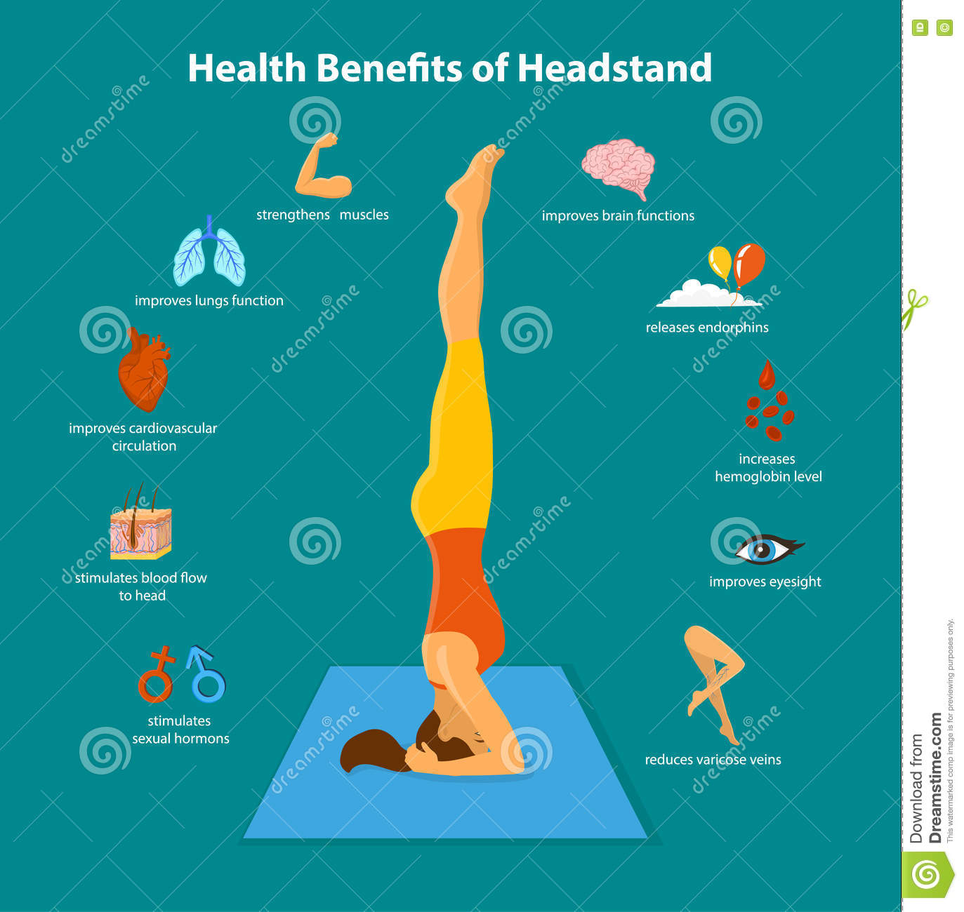 Is Yoga Headstand Good For You