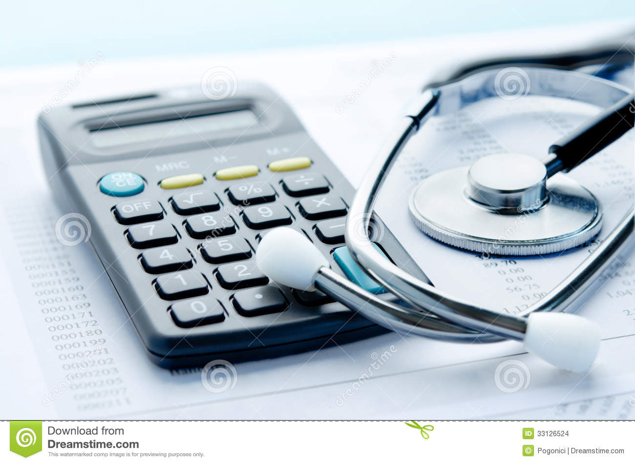health care costs stock photo  image of industry