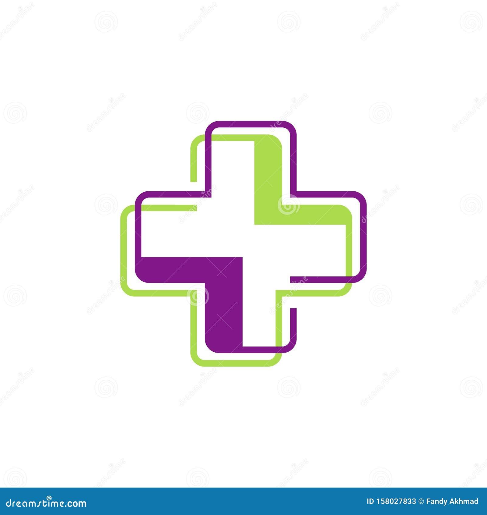 Health Care Medical Logo Design Pharmacy Vector Template