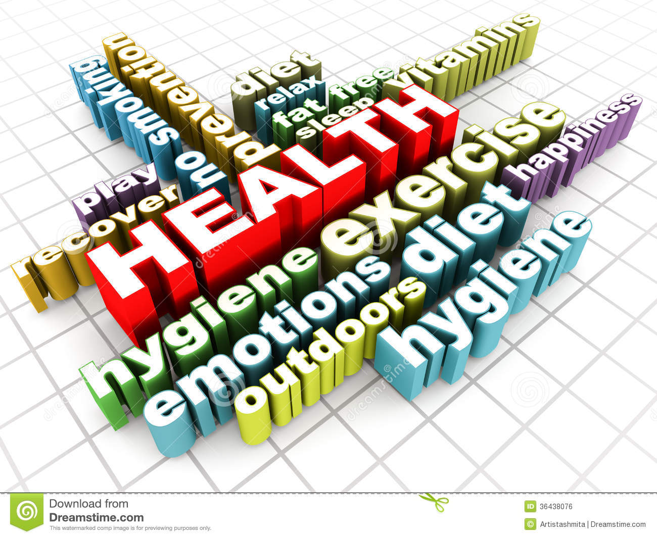 Health Care Royalty Free Stock Image - Image: 36438076