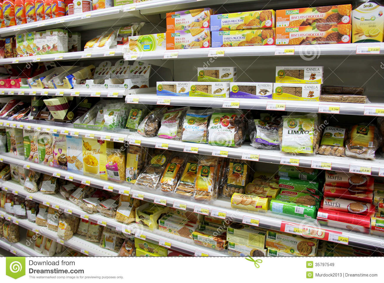health food products editorial stock image image of shop 35797549