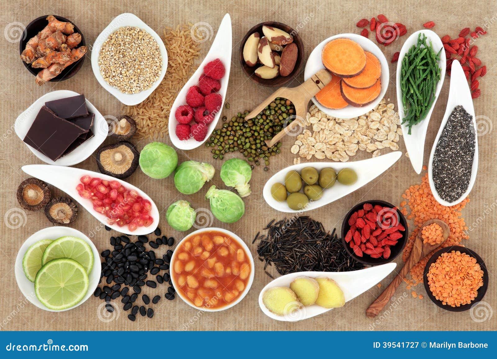 Health Food Stock Photo - Image: 39541727
