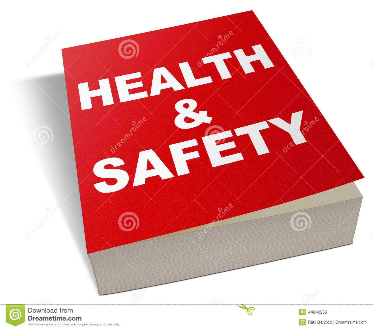 Health And Safety Book Manual