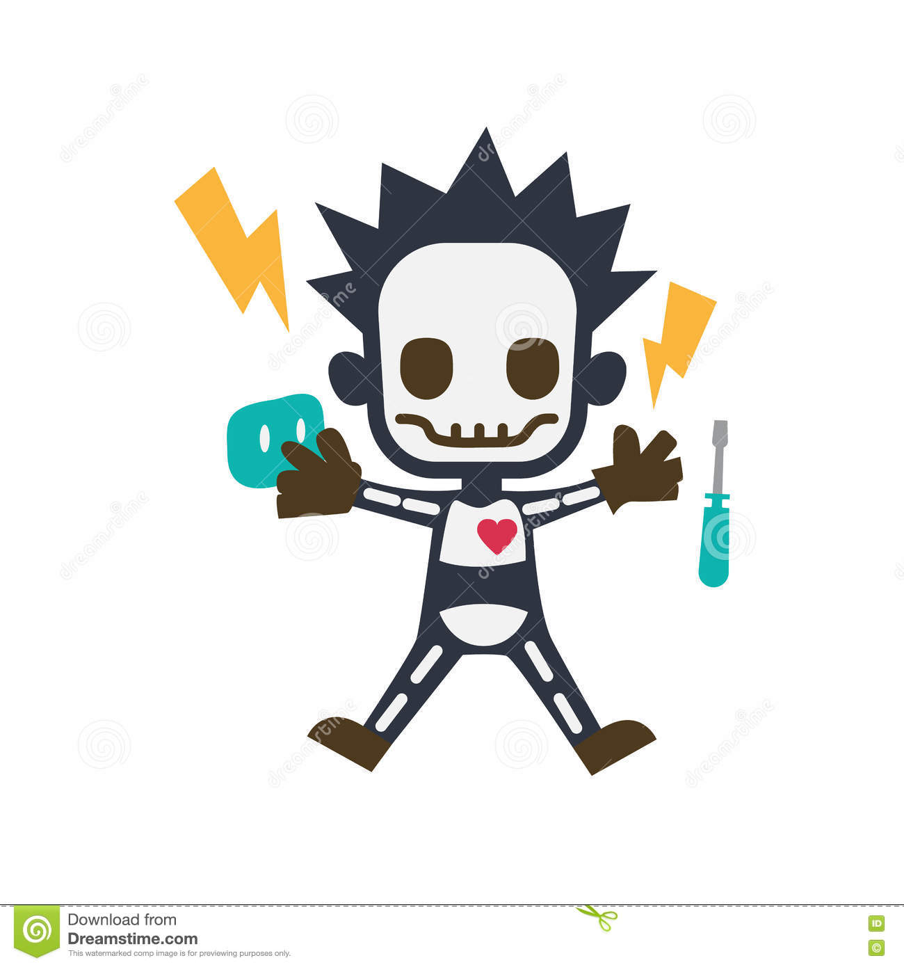Electrocuted Cartoons Illustrations Amp Vector Stock Images