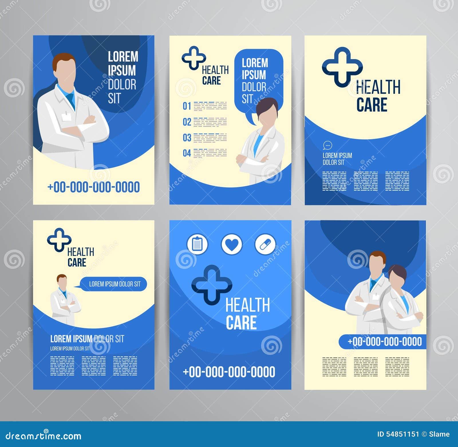 Healthcare Brochure Photo Image 54851151 – Healthcare Brochure
