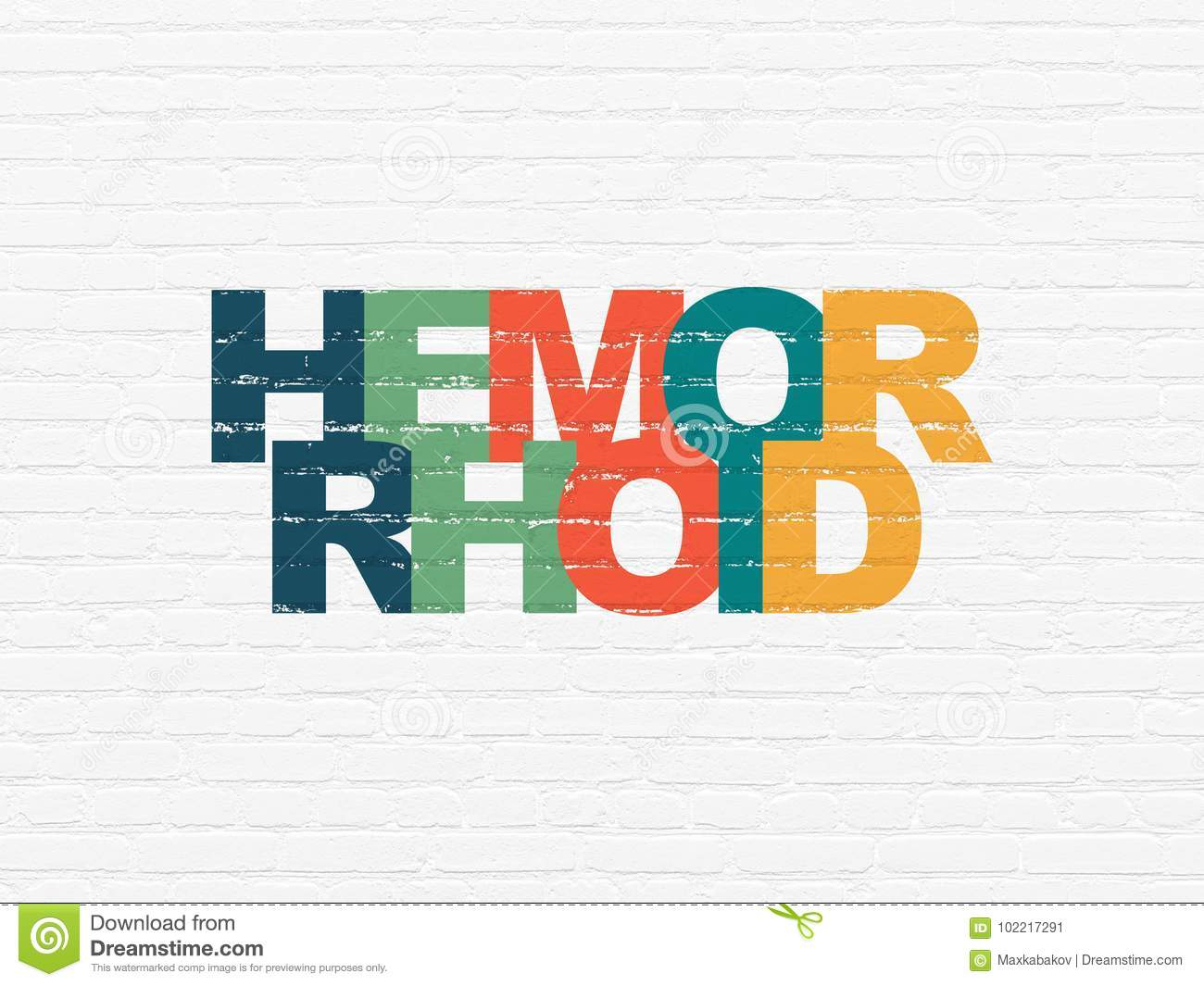 Hemorrhoid Color White Coloringsite Co