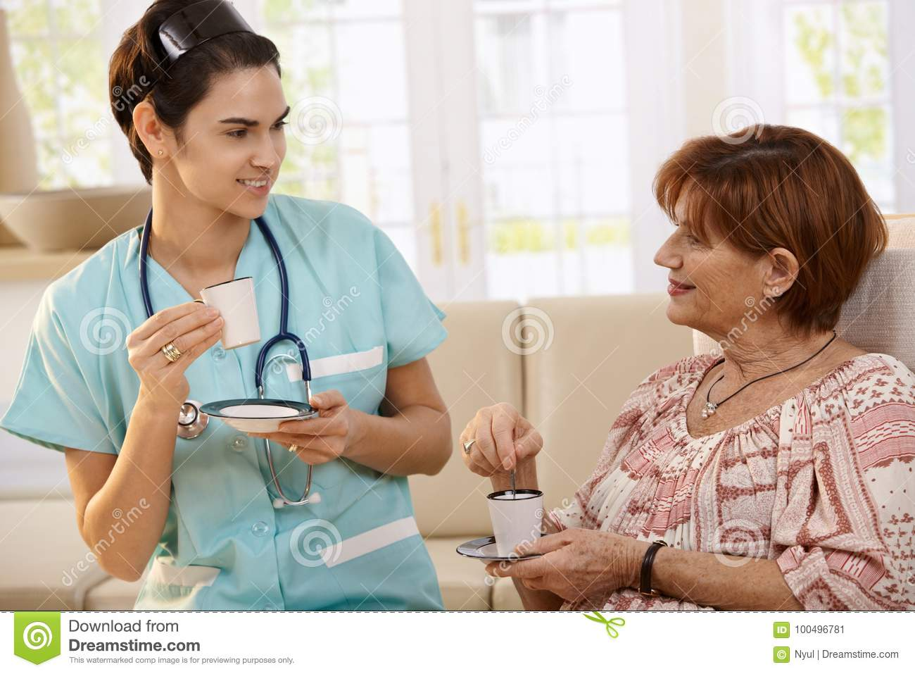 Healthcare at home