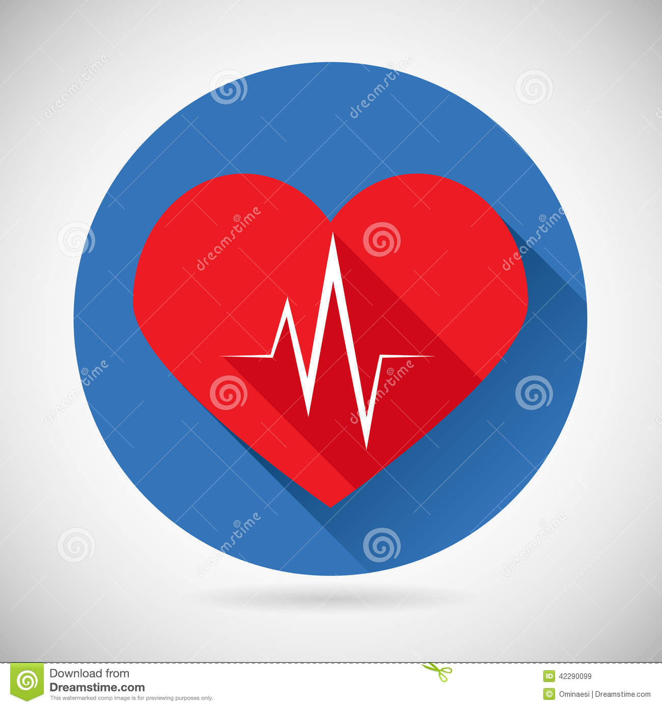 Healthcare And Medical Care Symbol Heart Beat Rate Vector – Heart Rate Chart Template