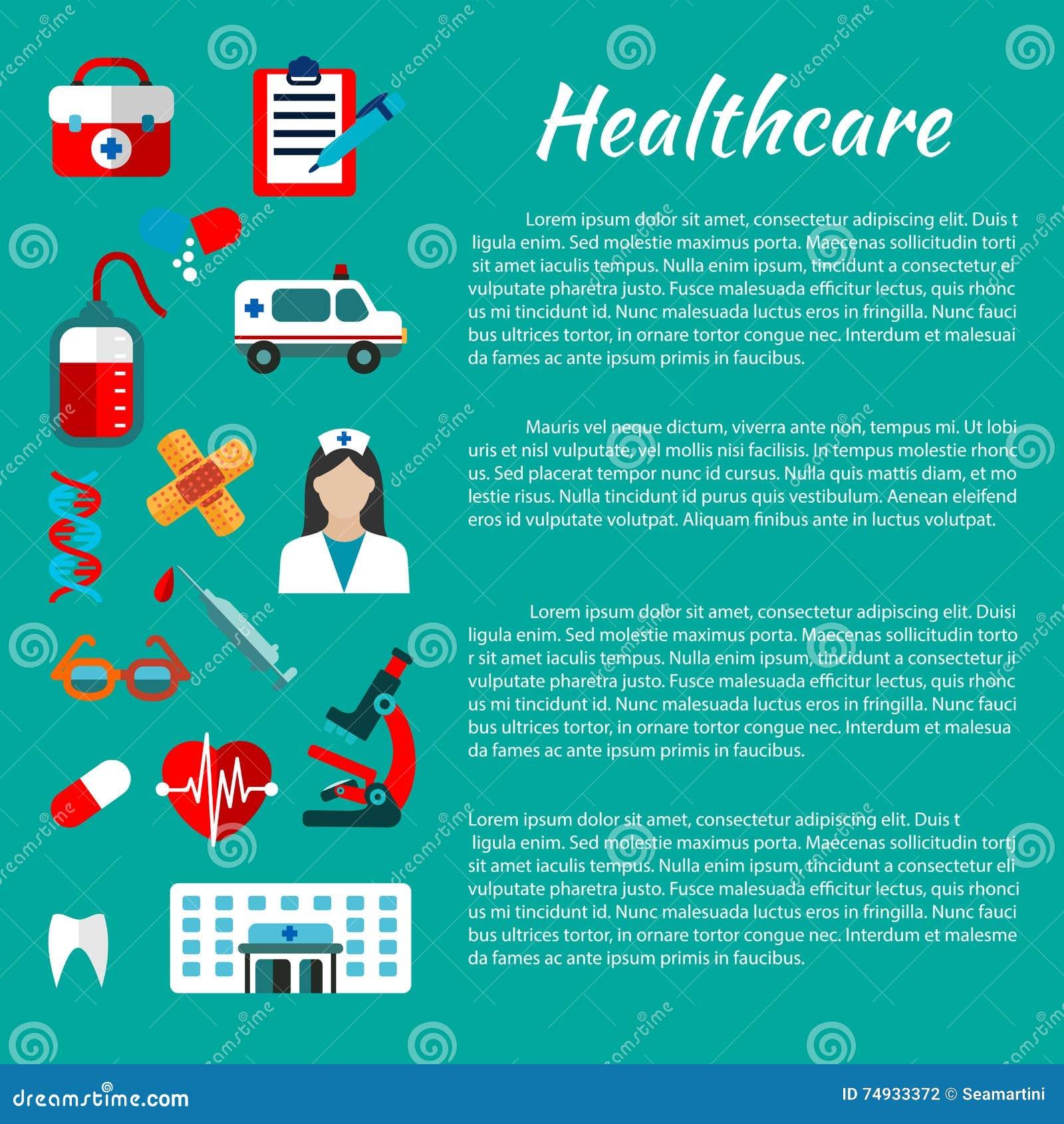Poster design medical - Poster Design Medical Healthcare And Medical Poster Design