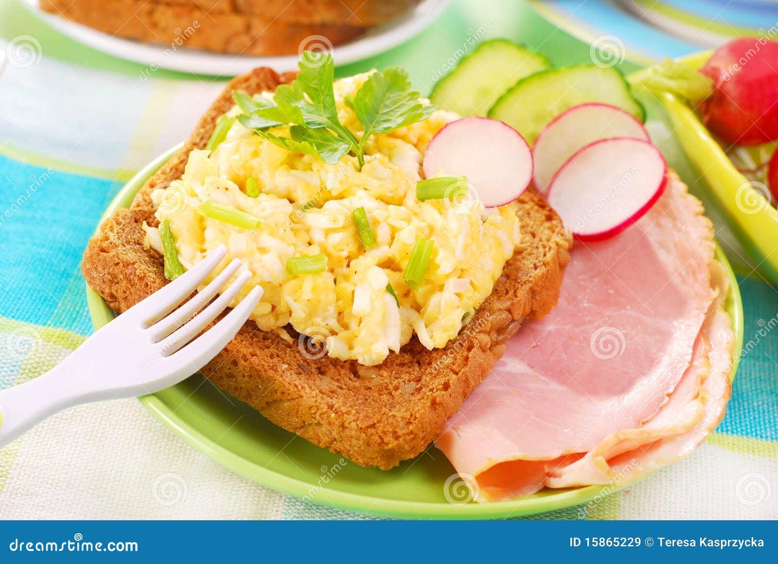 recipe: ham for breakfast healthy [1]