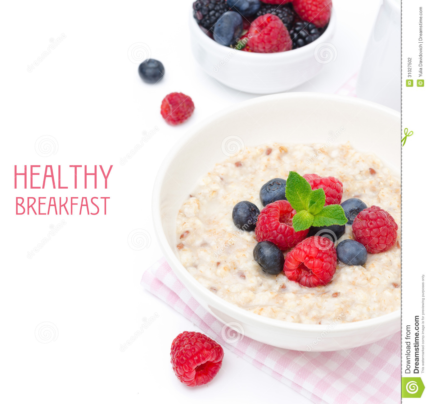 is yogurt and fruit a healthy breakfast how are fruits healthy
