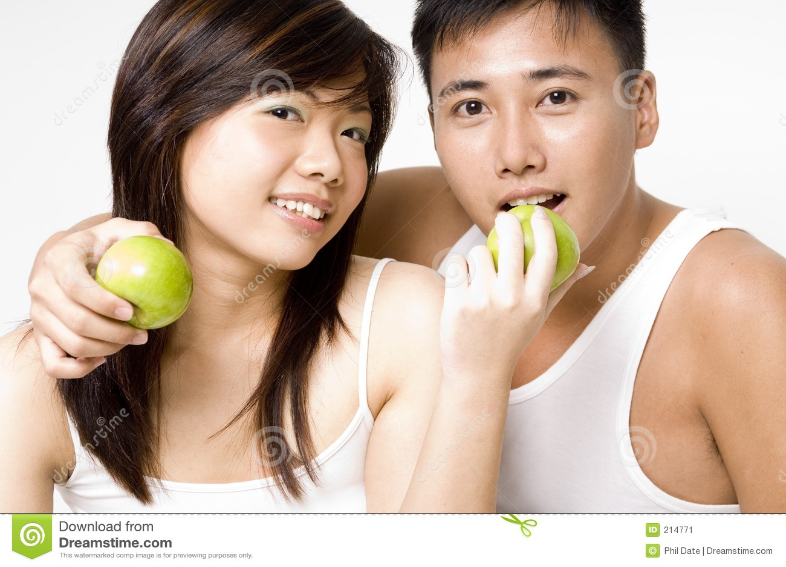 Healthy Couple 5