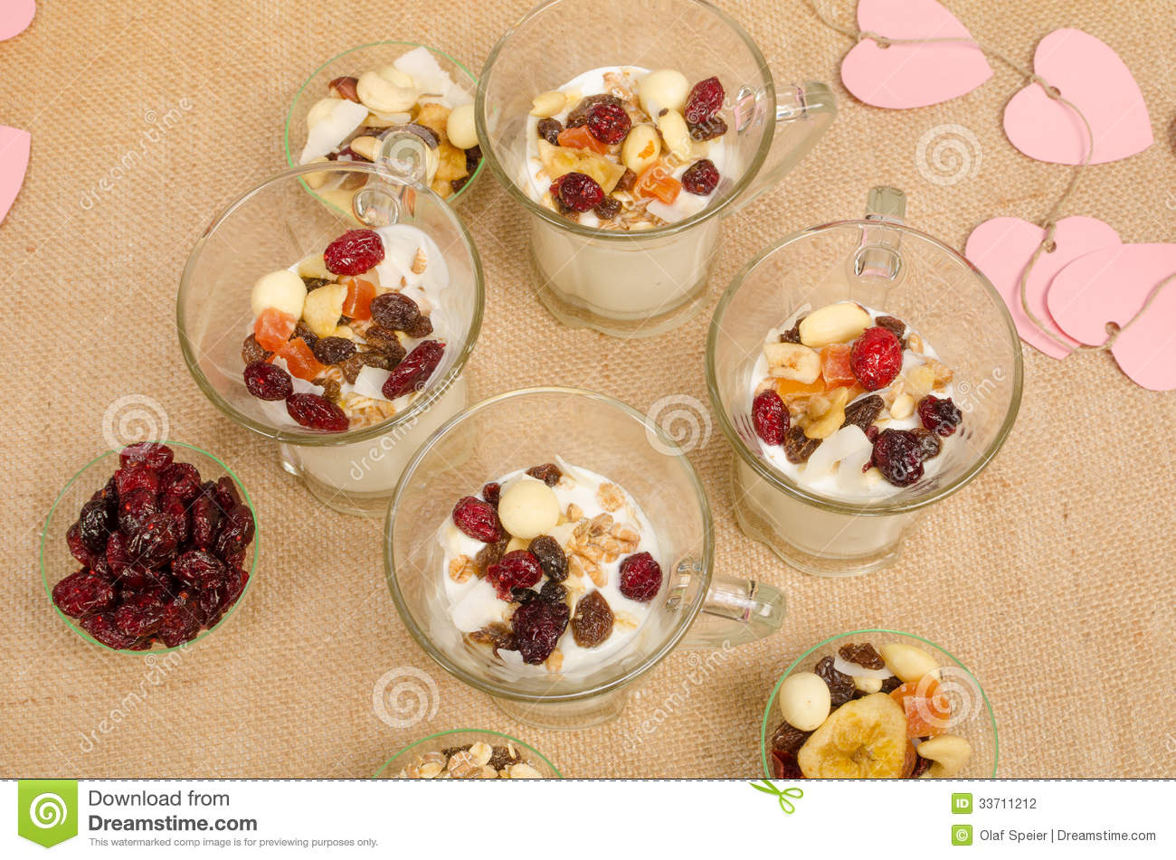 healthy fruit based desserts berry fruits
