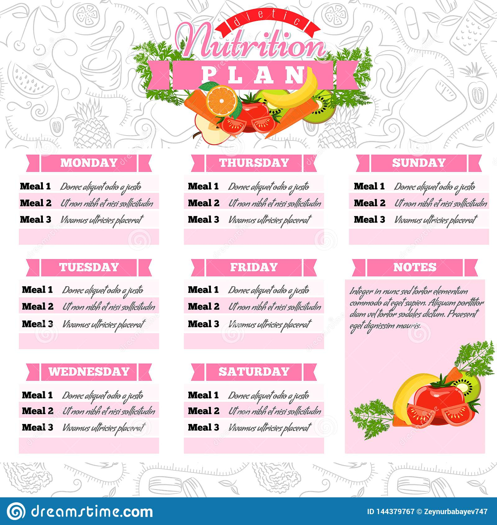 healthy eating plan for women