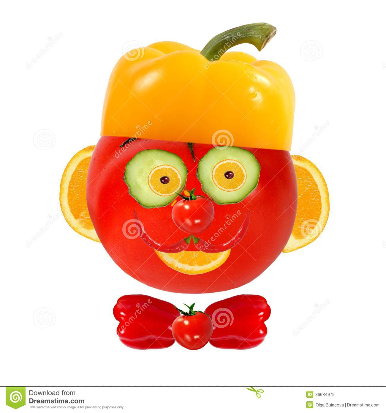 is eating only fruits and vegetables healthy stinky fruit