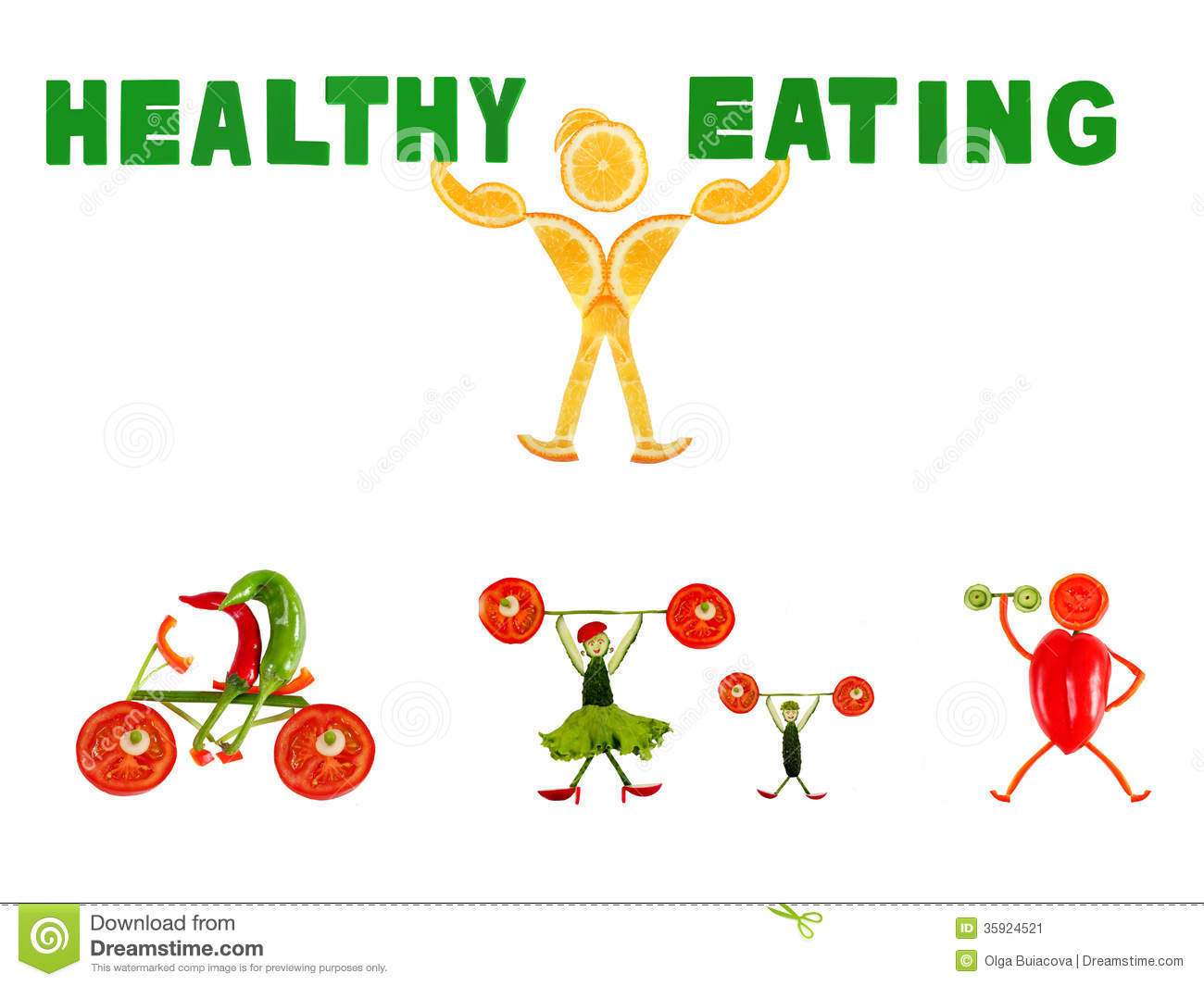 is eating only fruits and vegetables healthy the fruit of the spirit
