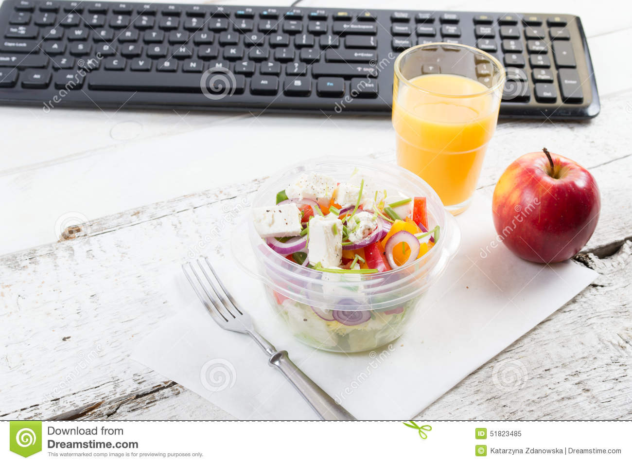 food in office