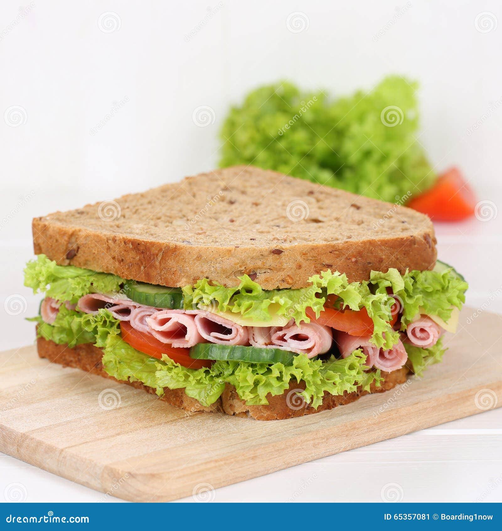 recipe: ham for breakfast healthy [22]
