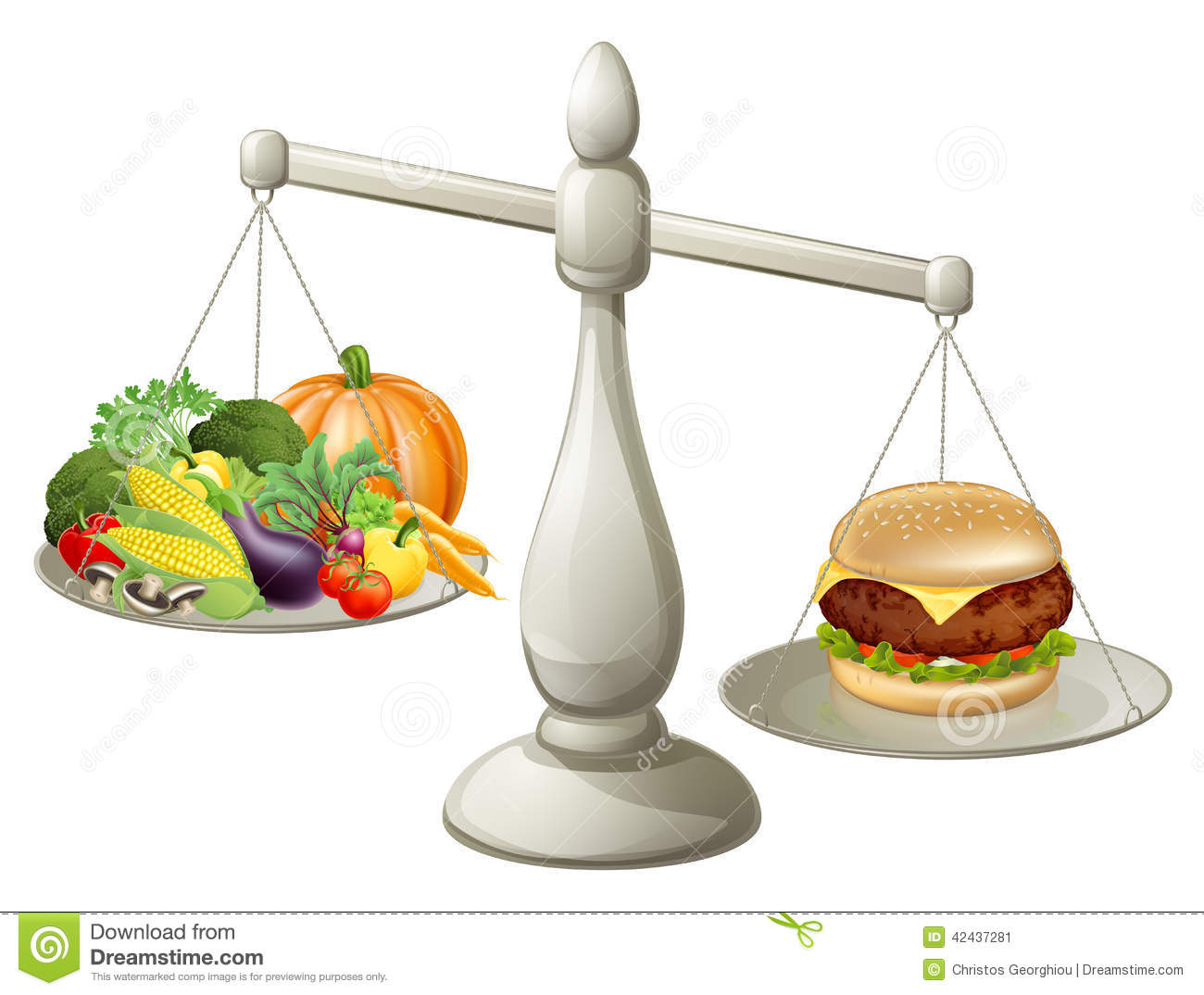 Healthy Eating Balanced Diet Concept Stock Vector Image 69686492 inside The Most Amazing healthy eating balanced diet intended for your inspiration