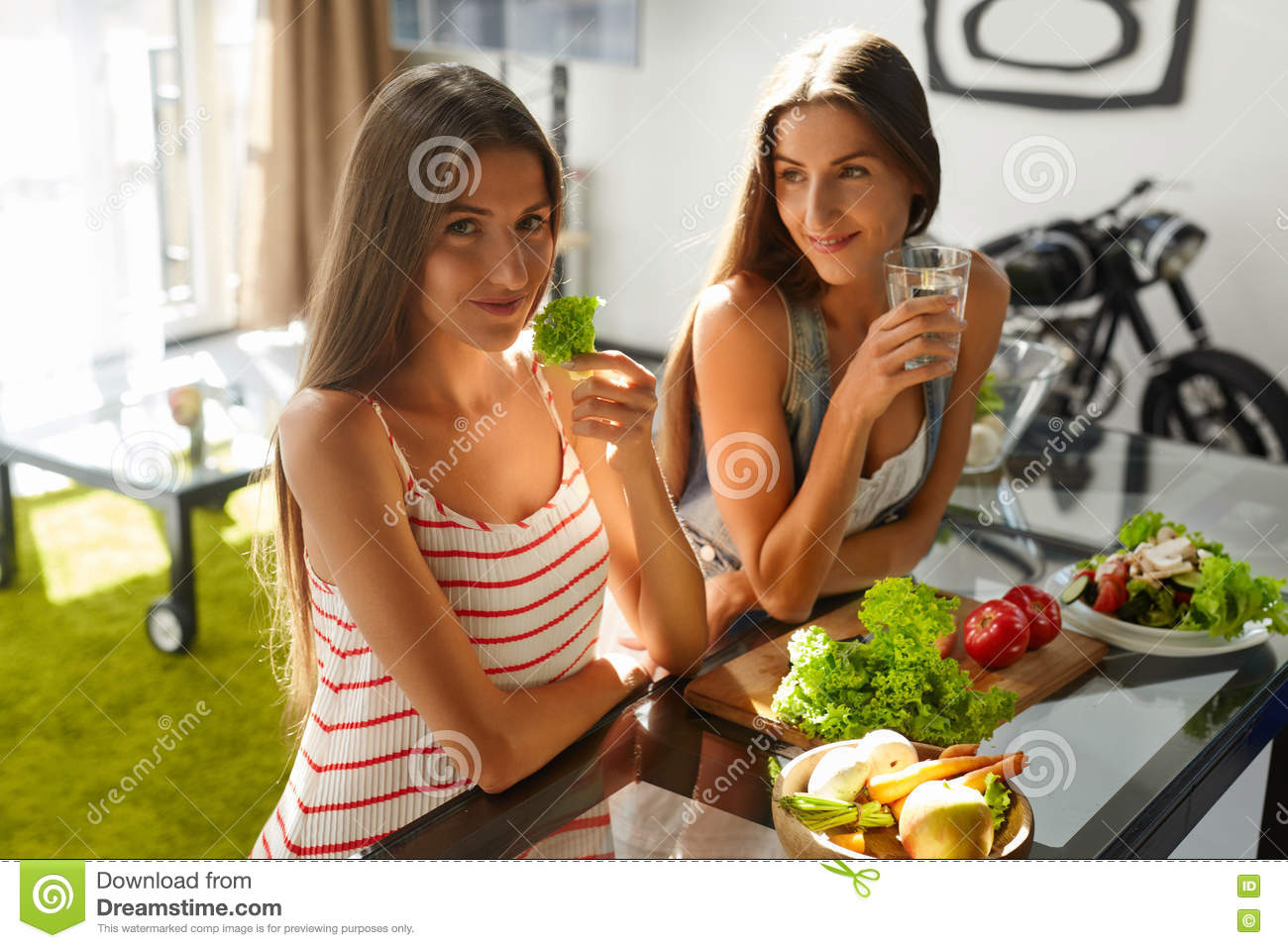 Eating Raw Food Diet Weight Loss