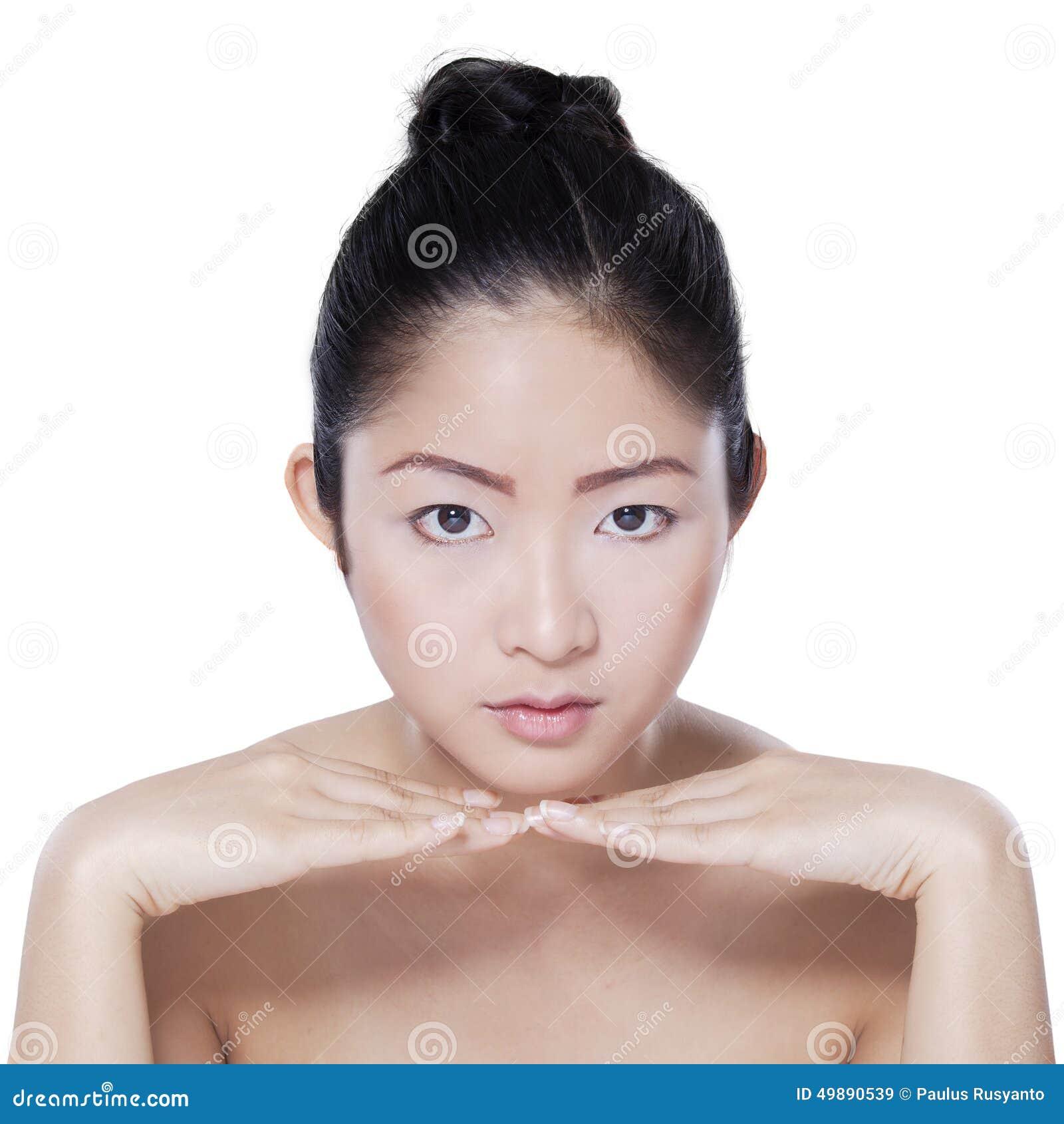 Perfecto mujer facial
