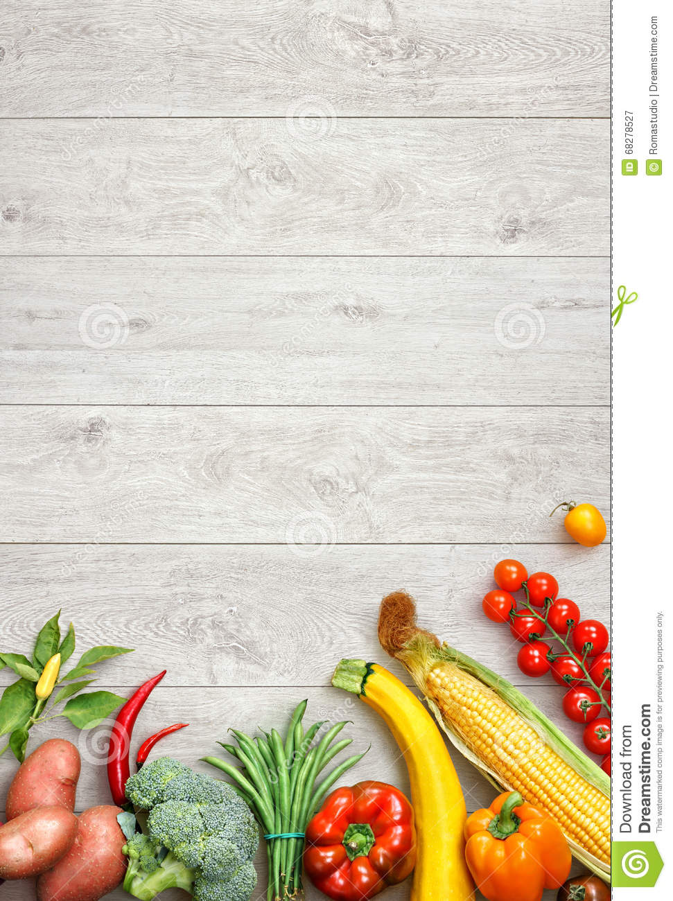Healthy Food Background. Studio Photo Of Different Fruits ...