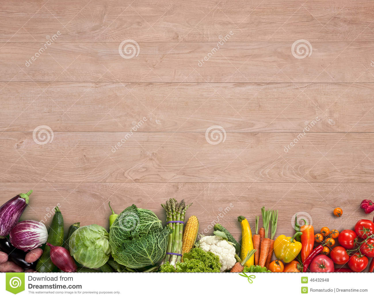 Healthy Food Background Stock Photo - Image: 46432948