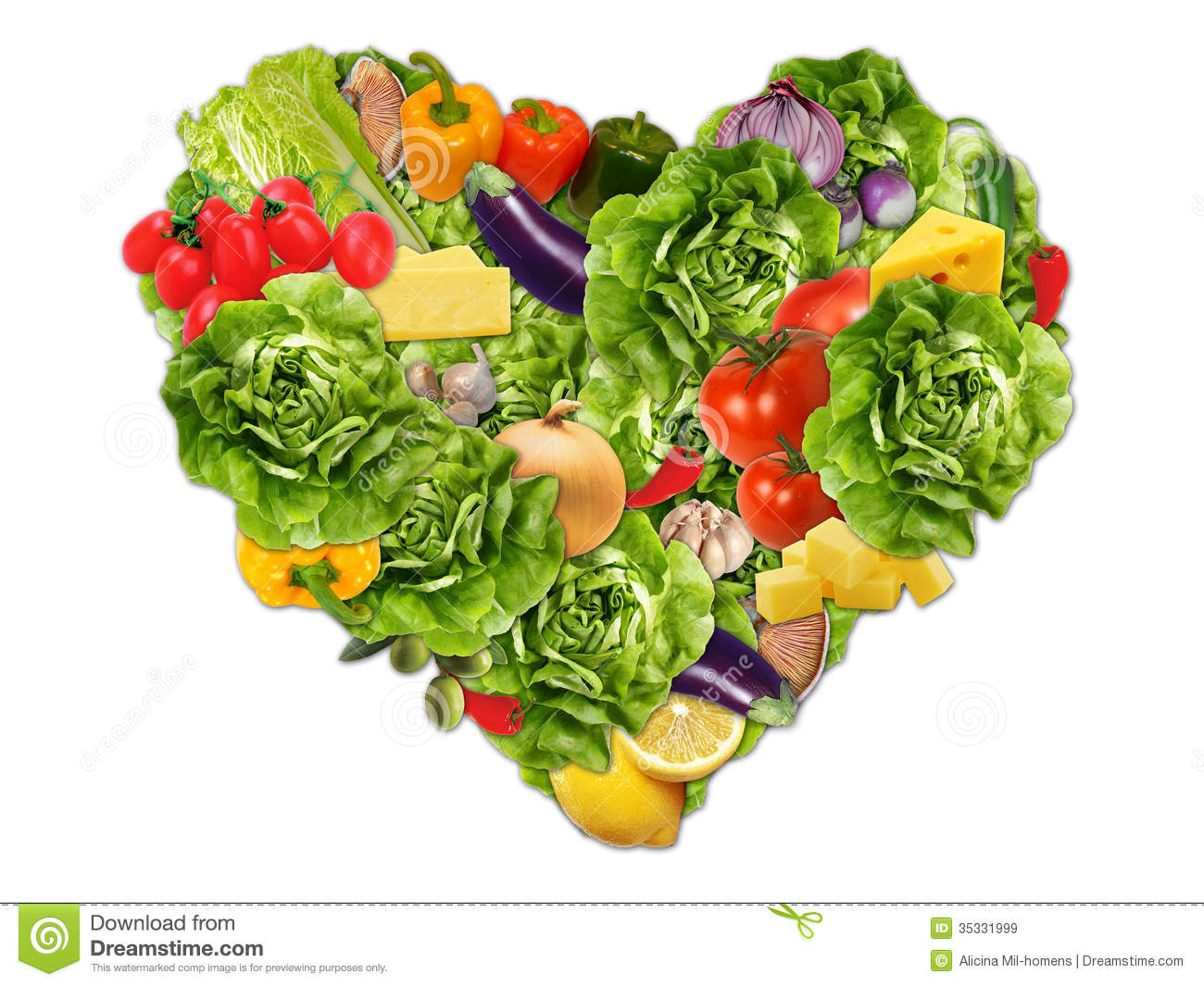 Royalty Free Stock Images Healthy Food Colorful Heart Performed Vegetables Image35331999 on Sounds Of Farm Animals