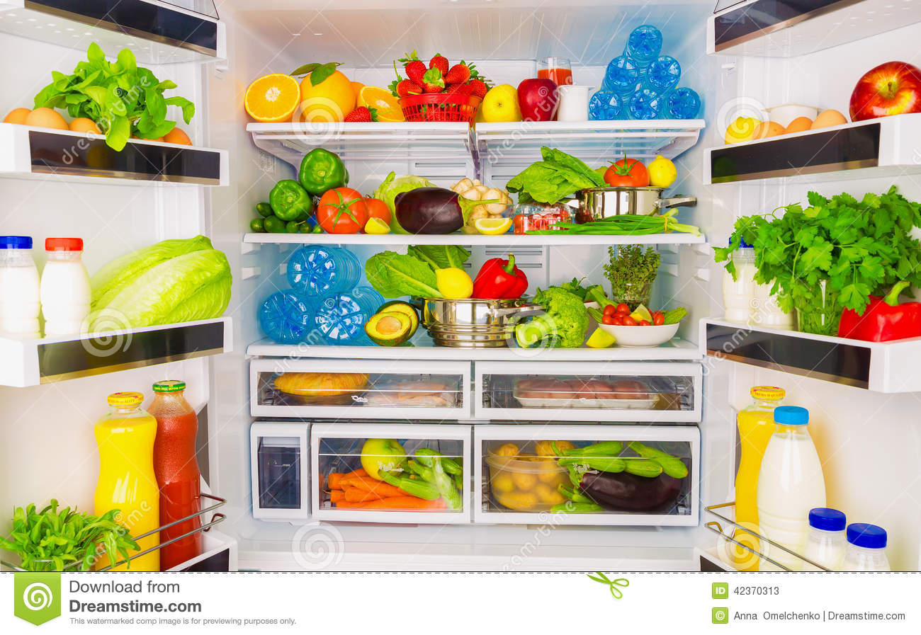 Healthy Food Concept Stock Photo Image 42370313