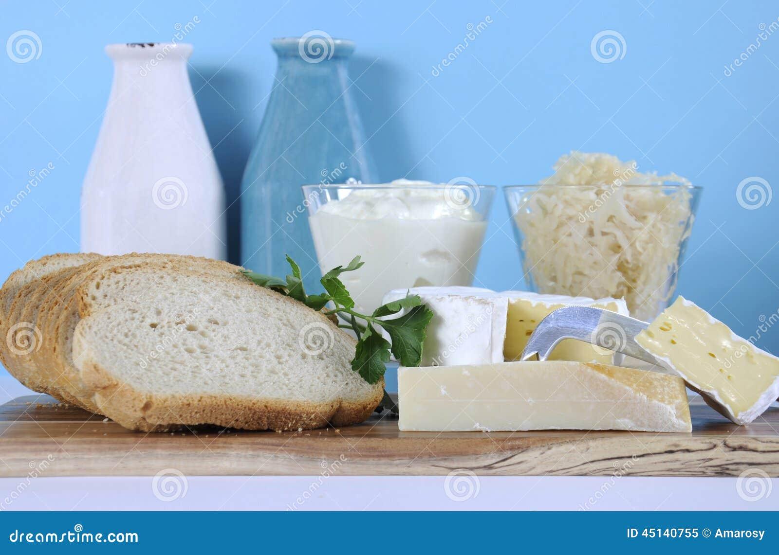 Healthy Food Diet: Probiotic Food