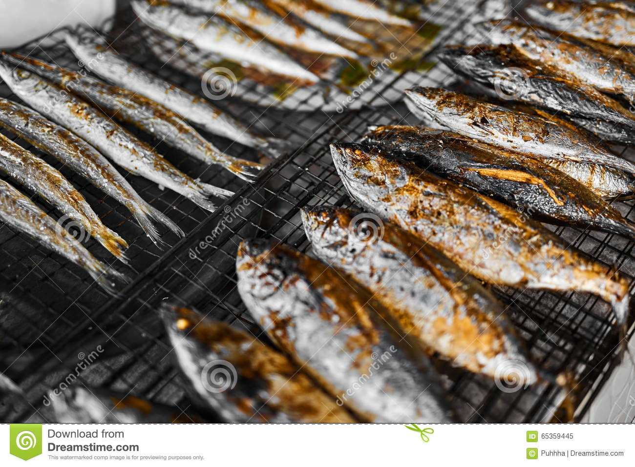 Healthy food grilled fish on grill meal seafood eating for The fish grill
